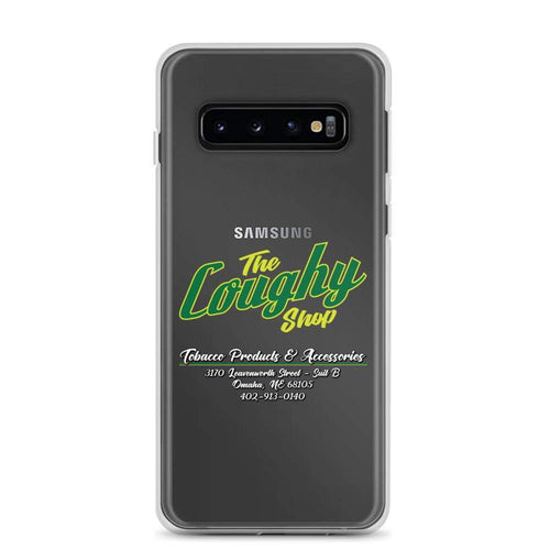 The Coughy Shop Samsung Galaxy Case - Coughy