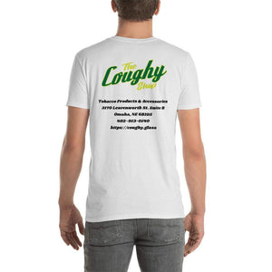 The Coughy Shop Short-Sleeve Unisex T-Shirt
