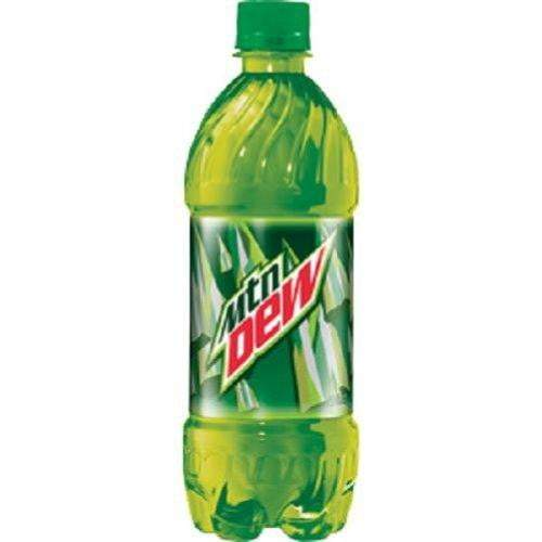Mt Dew Bottle - Coughy