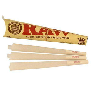 Raw Organic Cone King Size - Coughy