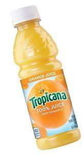 Tropicana Orange Juice - Coughy