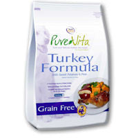PureVita Grain-Free Turkey Formula With Sweet Potatoes & Peas Dry Dog Food