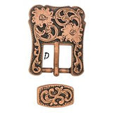 Custom Set Buckle options - THIS MUST BE ORDERED WITH A CUSTOM TACK SET OPTION