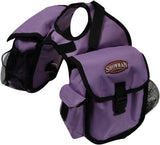 Showman™ nylon cordura insulated horn bag with buckle closure SH248394