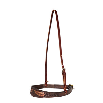 6074C SHARON CAMARILLO FEATHER NOSEBAND