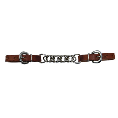 7815 CURB CHAIN – ROSEWOOD FLAT LINK