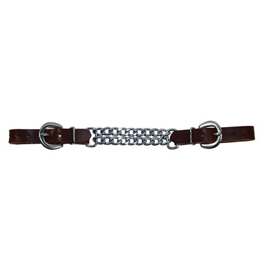 7817 CURB CHAIN – ROSEWOOD DOUBLE FLAT LINK