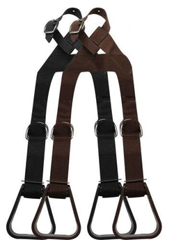Nylon Buddy Stirrups