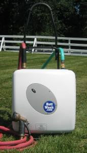 Hott Wash® Portable Hot Water Unit
