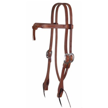 7149 HERMANN OAK HARNESS FUTURITY BROWBAND HEADSTALL