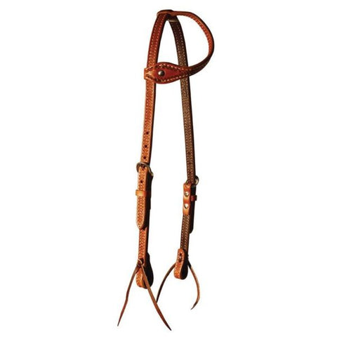 7920 MARLENE MCRAE ARIZONA FLOWER ONE-EAR HEADSTALL