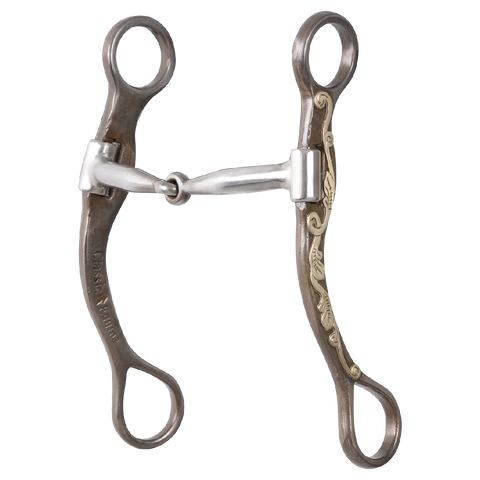 "Professional Series: 7-1/2"" Cheek Snaffle"