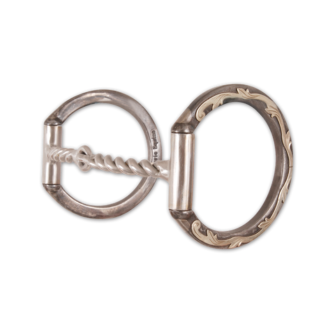 Professional Series: Twisted Wire Snaffle