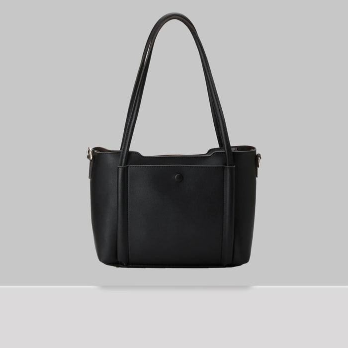MADISON AVE SHOULDER TOTE