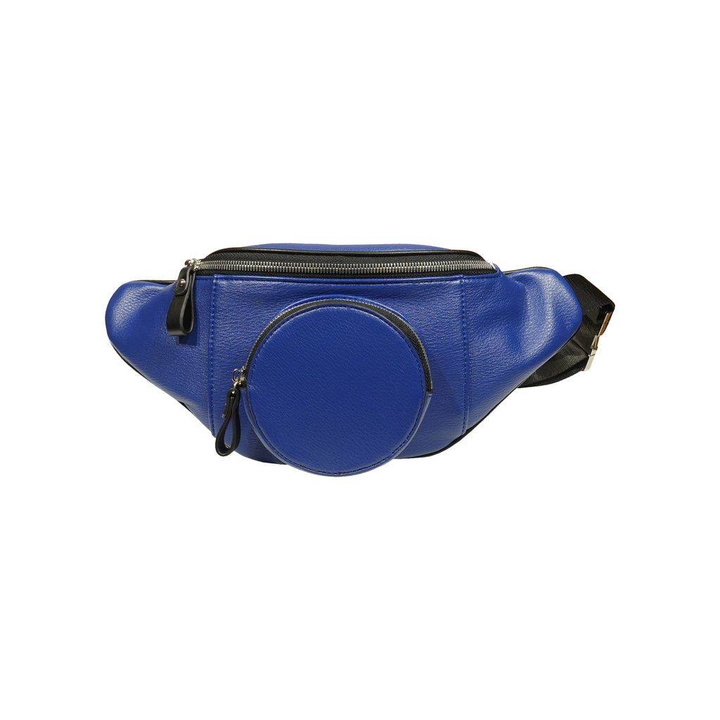 EAST VILLAGE CIRCLE POCKET BELT BAG / FANNY PACK