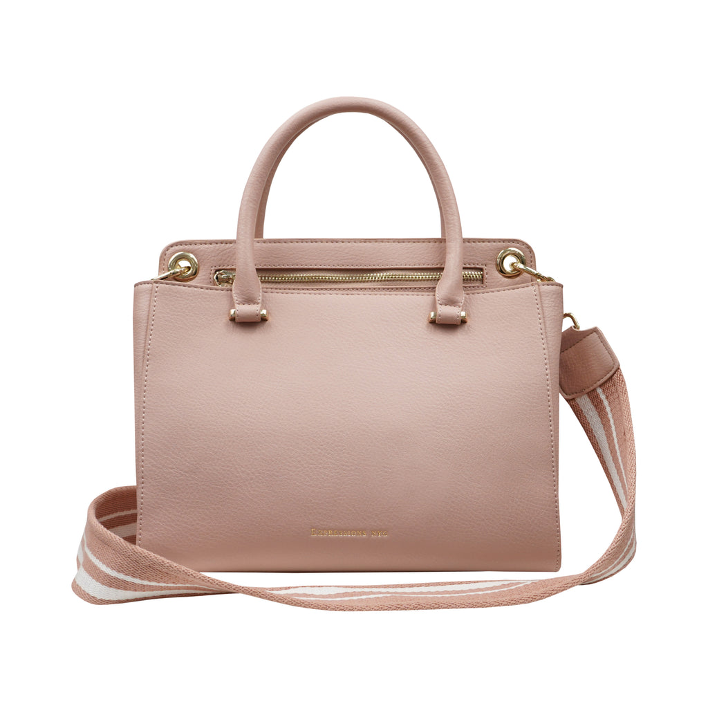 LENOX AVE LARGE SATCHEL