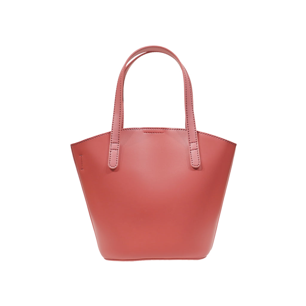 TIMES SQUARE MINI SATCHEL BUCKET BAG