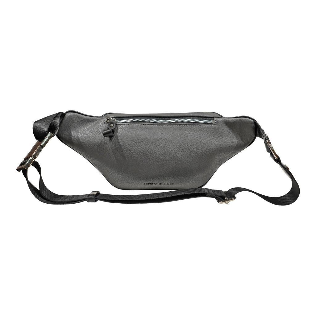 EAST VILLAGE FLAP POCKET BELT BAG / FANNY PACK