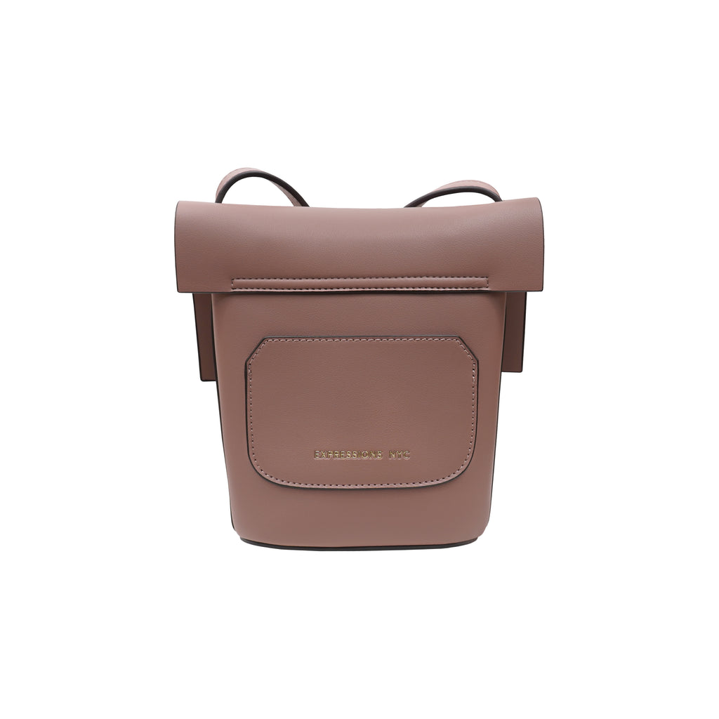 FULTON ST SMALL FLAP CROSS BODY