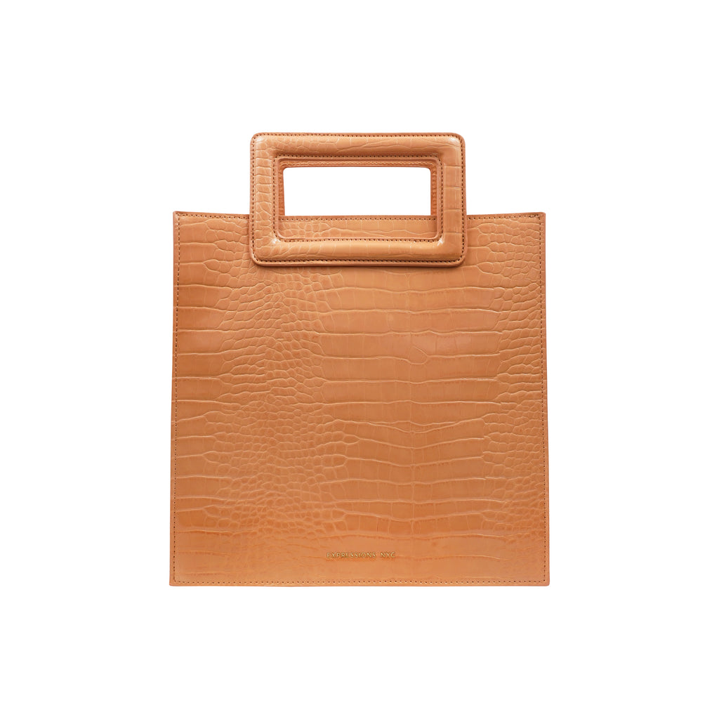 MULBERRY ST SQUARE SATCHEL