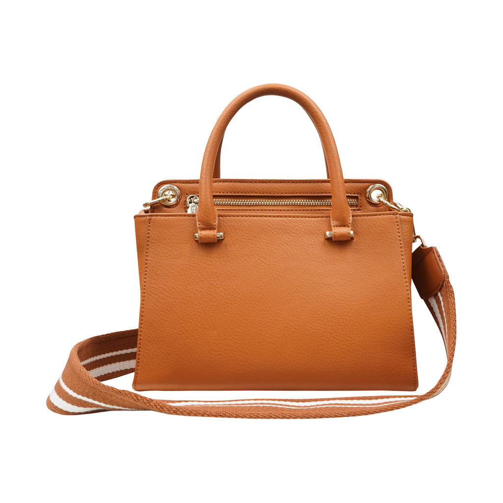 LENOX AVE MEDIUM SATCHEL