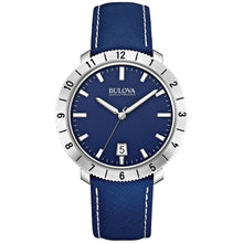 Bulova Accutron II Mens Precisionist Blue Watch 96B204