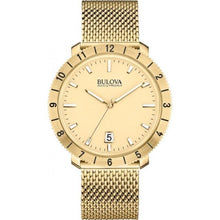 Bulova Accutron II Mens Gold Bracelet Watch 97B129