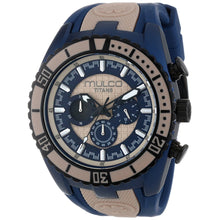Mulco Titans Wave Unisex Chronograph Watch MW5-1836-114