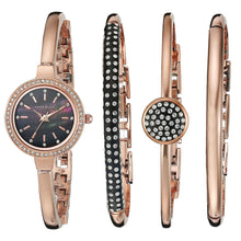 Anne Klein Ladies Watch and Bracelet Set AK/2240RGST - 1820 Watches
