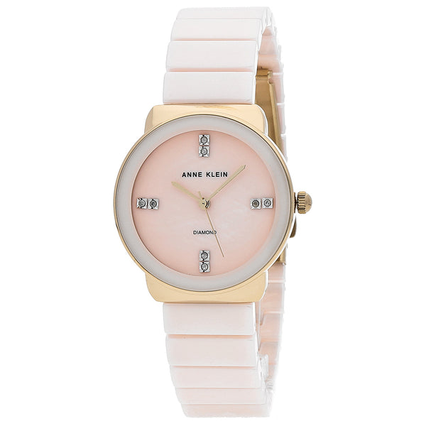 Anne Klein Ladies Watch AK/2714LPGB
