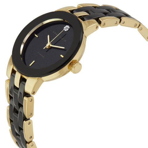 Anne Klein Ladies Watch AK/1610BKGB
