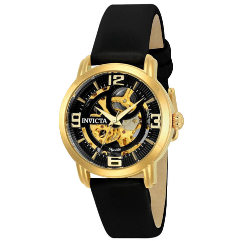 Invicta  Objet D Art 22654  Satin  Watch