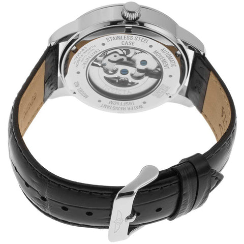 Invicta  Vintage 22577  Leather  Watch