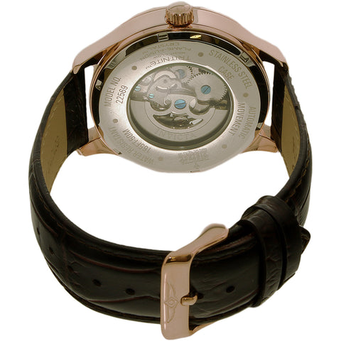 Invicta  Vintage 22569  Leather  Watch