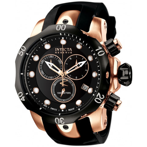 Invicta  Venom 5733  Stainless Steel, Polyurethane Chronograph  Watch