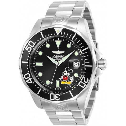 Invicta  Disney Limited Edition 24496  Stainless Steel  Watch