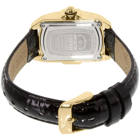 Invicta  Lupah 13834  Leather  Watch