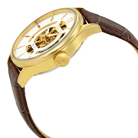 Invicta  Objet D Art 22595  Leather  Watch