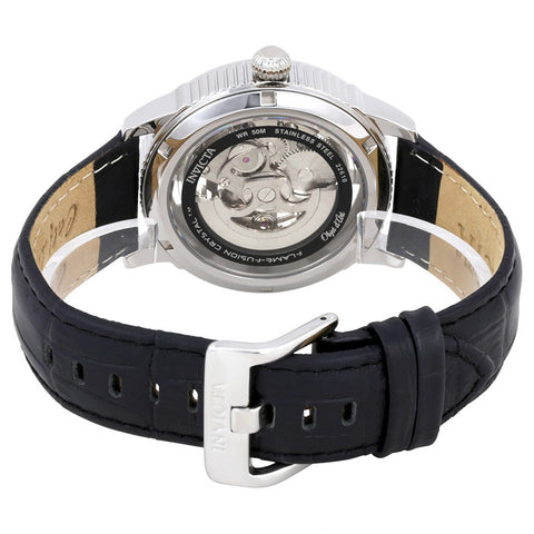 Invicta  Objet D Art 22610  Leather  Watch - 1820 Watches