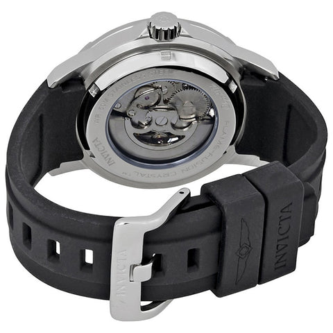 Invicta  Objet D Art 22629  Silicone  Watch