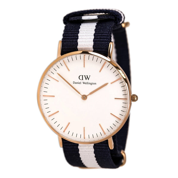 Daniel Wellington Ladies' Glasgow 36mm Watch 0503DW - 1820 Watches