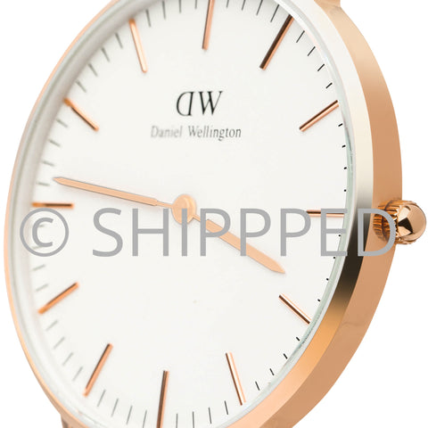 Daniel Wellington Ladies' St. Andrews 36mm Watch 0507DW