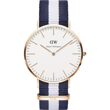 Daniel Wellington Men's Glasgow 40mm Watch 0104DW - 1820 Watches