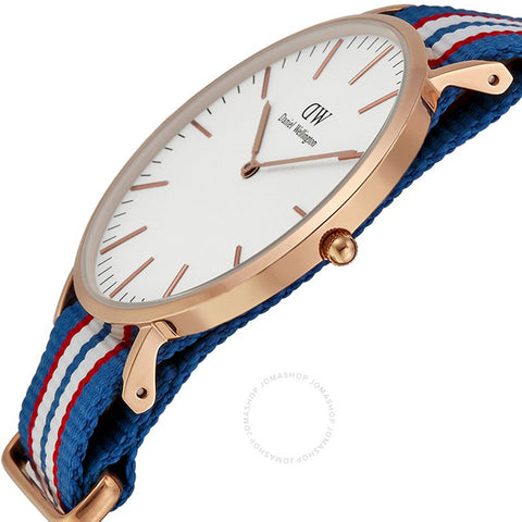 Daniel Wellington Men's Belfast 40mm Watch 0113DW - 1820 Watches