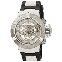 Invicta Men's Subaqua 0924 Chronograph Black, White Quartz Watch