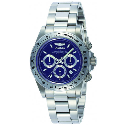 Invicta  Speedway 9329  Stainless Steel Chronograph  Watch