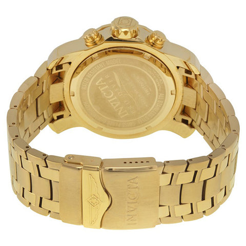 Invicta Men's Pro Diver 0072 Gold Watch