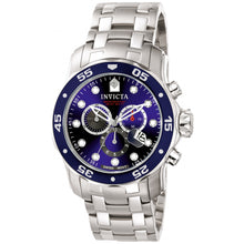 Invicta  Pro Diver Men's 0070  Stainless Steel Chronograph  Watch