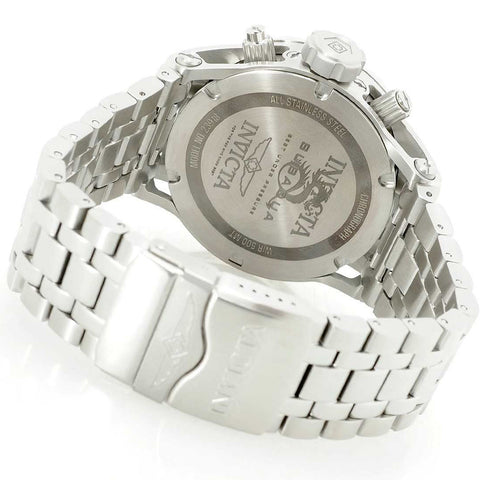 Invicta  Subaqua 23918  Stainless Steel Chronograph  Watch