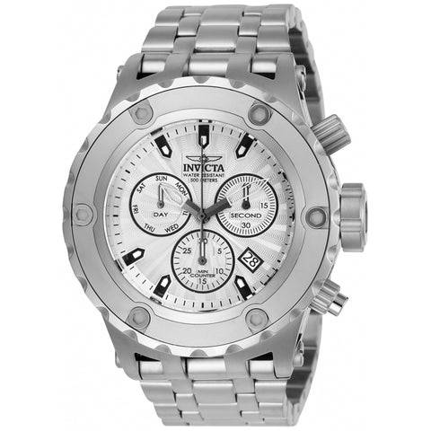 Invicta  Subaqua 23918  Stainless Steel Chronograph  Watch - 1820 Watches